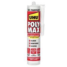 UHU Montagekleber Polymax Express Glasklar Kleber 300 g