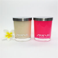 HIGHLY SCENTED 100% NATURAL SOY WAX CANDLE 35 hr burn time CHOOSE FROM 59 SCENTS