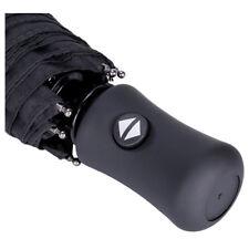 Parapluie Pliable Parapluie Automatique Classique Ombrelle Noir pour Hommes D9A2