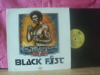 OST soundtrack LP m- BLACK FIST funk soul PROMO COPY Velvet Fire Denise Gordy