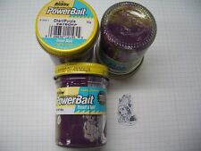 Berkley Power Bait Trout Bait Chart / Purple  1x50g-Glas 100g/6,98€