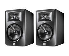 2x JBL LSR305 Active Studio Monitor Powered Speaker Pair