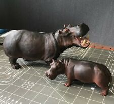 (2) Safari Hippopotami 1996 Sm 2007 Large