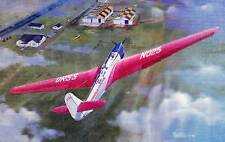 """Large Scale TUPOLEV  ANT-25 scratch build R/c GLIDER Plans & Patterns 96""""WS"""