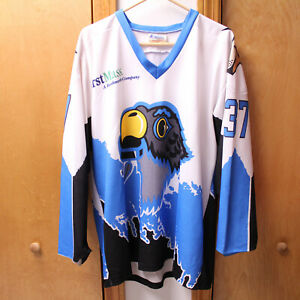 VTG SPRINGFIELD FALCONS AHL 37 HOCKEY JERSEY KEYBEC SUBLIME M COYOTES FIRSTMASS