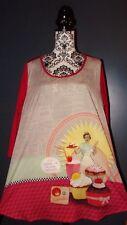 ANATOPIK ROBE DRESS TUNIQUE TITIEN  RETRO FIFTIES CAROLINE CUPCAKES T 44/46