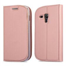 Funda Carcasas para Samsung Galaxy S3 MINI Case Cover metalizado mate