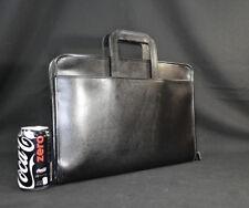 Vintage Hartmann  Zip-Around Retractable Portfolio Belting Leather Briefcase Bag