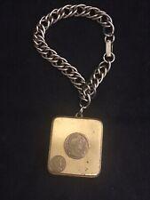 Lador Inc Roman Coin Music Box Musically Keychain