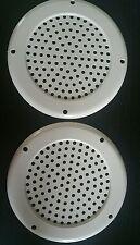PLASTIC ARCADE MACHINE SPEAKER COVER - set of 2