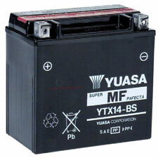 BATTERIA YUASA YTX14-BS PER BMW R1200GS ADVENTURE ANNO 2008-2009-2010-2011-2012