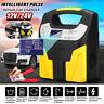 360W 12V/24V Car Battery Charger Pulse Repair Jump Starter Booster Power Bank NT