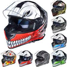 RT-824 Integralhelm Motorradhelm Motorrad Go Kart Kinder Roller Quad Helm rueger