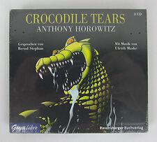 NEW Alex Rider Crocodile Tears (CD, 2010 ) Anthony Horowitz - German Edition