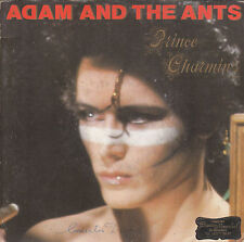 "7"" 45 TOURS HOLLANDE ADAM & THE ANTS ""Prince Charming +1"" 1981 NEW WAVE GATEFOLD"