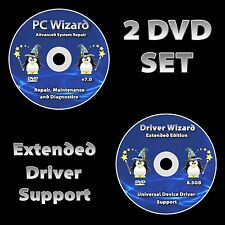 New Windows Drivers Easy Automatic Install DVD for Windows 10 8.1 8 7 XP Vista
