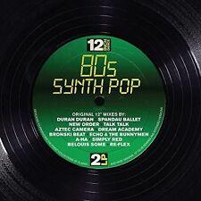 12 Inch Dance 80s Synthpop 180gr. 2 Vinyl LP