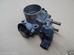 1998 - 2006 SUZUKI WAGON R 1.3 G13BB THROTTLE BODY. ORIGINAL