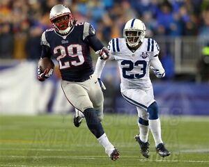 Legarrette Blount New England Patriots Touchdown Run  8x10 11x14 16x20 4108