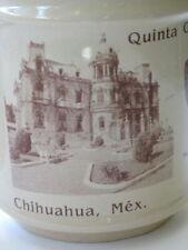 Coffee Cup Tea Mug ~*~ Chihuahua, MEXICO ~ Quinta Gameros Museo Regional; Museum