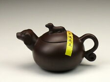 Hund Teekanne Chinesisches Horoskop Tierkreiszeichen Tierzeichen Yixing Ton