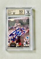 92-93 Topps Stadium Club Members Only Shaquille O'Neal Auto Autograph GEM Mint!!