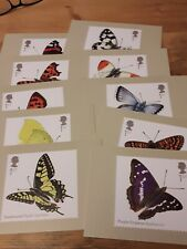Full Set Of Butterflies 2013 Phq Cards