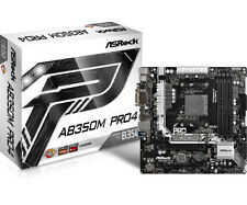 Placa base ASRock AM4 Ab350m Pro4