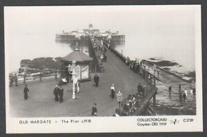 Kent Postkarte - Alt Margate, Der Kai c1918 - (A1391)