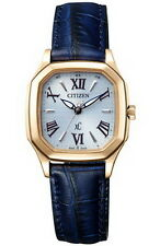 Citizen XC Dress Leather Strap Ladies Watch ES5053-08L