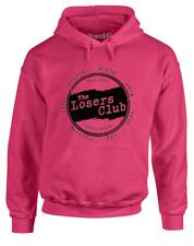 The Losers Club Adults Printed Hoodie Men Women Full Sleeve Slogan Hoody Hooded