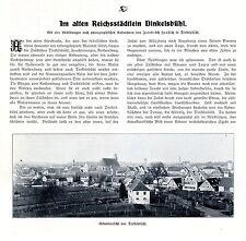 Detta Zilcken München Im alten Reichsstädtlein Dinkelsbühl Knaben-Musikkorps1903