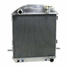 Aluminum Radiator for Ford Model T Bucket Grill Shells Chevy Engine 1924-1927