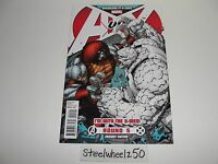 Avengers Vs X-Men #5 Dale Keown Team Variant Marvel Comics 2012 Colossus Thing