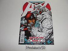 Avengers Vs X-Men #5 Dale Keown Team Variant Marvel Comics 2012 Colossus Thing