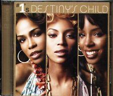 DESTINY'S CHILD - #1s Japan CD+2BONUS+DVD