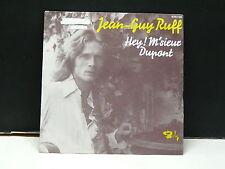 JEAN-GUY RUFF Hey! M'sieur Dupont 620.126
