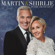 Martin and Shirlie - In The Swing Of It - NEW CD  (Martin Kemp)