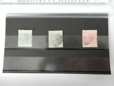 3 Stamps Width British Colonies & Territories Single Stamps