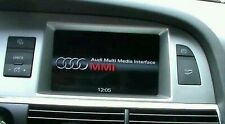 Audi A6 2017 Map Update MMI 2G High Navigation Europe Sat Nav DVD A4/A5/A6/A8/Q7
