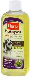 Hartz Dog Hot Spot Medication, 4 fl oz (118ml)