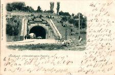 Stuttgart Schwabstrassen Tunnel 1900