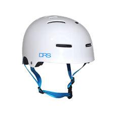 DRS BMX Bike / Skate Helmet-DRS Gloss White-S/M = 54-58cm