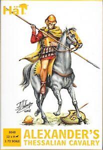 HäT/HaT Greco-Roman Era Alexander's Thessalian Cavalry 1/72 Scale 25mm