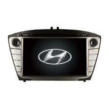 "AUTORADIO GPS HYUNDAI IX35 8""HD ANDROID 4.4 DVD USB SD DIVX MP3 WIFI 3G MIRROR"
