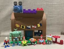 Lot Of Imaginext Spongebob Squarepants Castle Bikini Bottom Playset