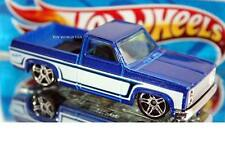 2016 Hot Wheels Hot Trucks '83 Chevy Silverado blue