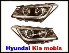 Genuine Dual HID Projection Head Lamp Light 2p/Set for Hyundai Genesis (2015~16)