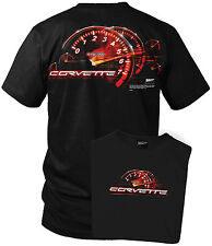 Wicked Metal Corvette shirt - Redline - C5 Corvette