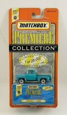 Matchbox Lesney 1956 Ford Pick-Up Premiere Collection on Card Limited Edition
